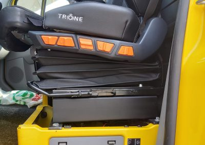 Mercedes sprinter stoel | Trône Seating