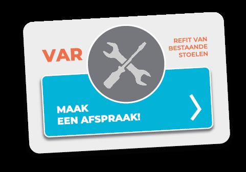 VAR-Reaparatie-bestuurdersstoelen