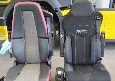 VAR Volvo chauffeursstoel | Trône Seating