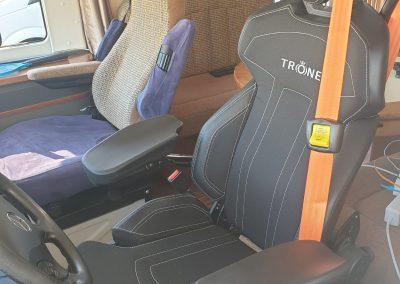 Trone High Back vrachtwagenstoelen