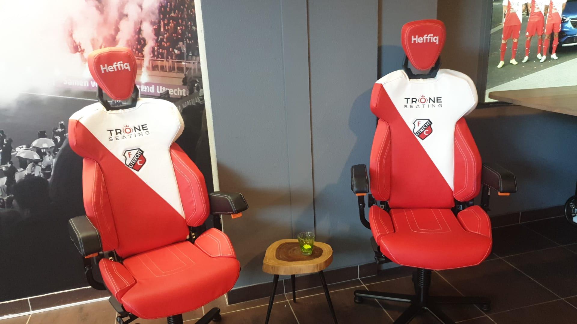 FC Utrecht - Trone High-Back-Office